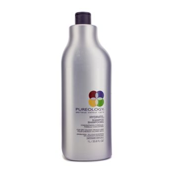 Pureology Hydrate Shampoo (For Dry Colour-Treated Hair) (New Packaging)