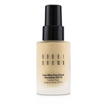 Bobbi Brown Long Wear Even Finish Foundation SPF 15 - # 1 Warm Ivory
