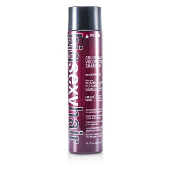 Sexy Hair Concepts Big Sexy Hair Color Safe Weightless Moisture Volumizing Shampoo (For Flat, Fine, Thick Hair)