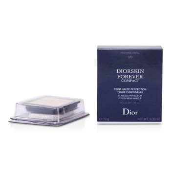 Christian Dior Diorskin Forever Compact Flawless Perfection Fusion Wear Makeup SPF 25 Refill - #023 Peach