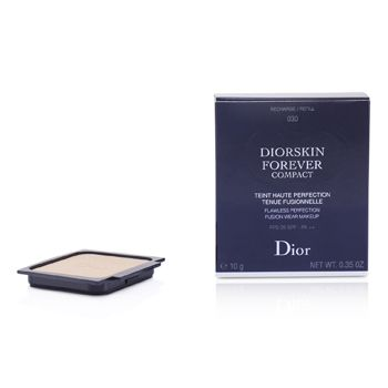 Christian Dior Diorskin Forever Compact Flawless Perfection Fusion Wear Makeup SPF 25 Refill - #030 Medium Beige
