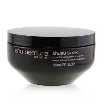 Shu Uemura Shusu Sleek Smoothing Treatment Masque (For Unruly Hair)