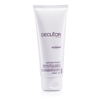 Decleor Aroma Purete Shine Control Oxygenating Fluid (Salon Product, For Combination/ Oily Skin)