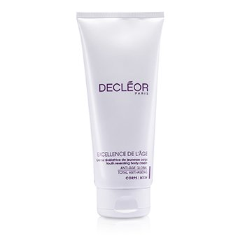 Decleor Excellence De L'Age Youth Revealing Body Cream (Salon Product)