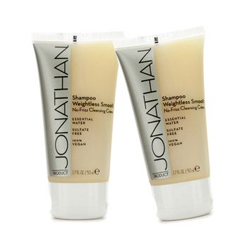 Jonathan Product Weightless Smooth No-Frizz Cleansing Creme Shampoo