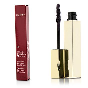 Clarins Instant Definition Mascara - # 04 Intense Plum