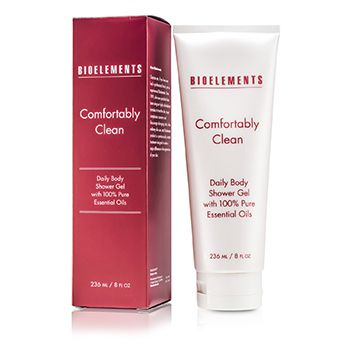Bioelements Comfortably Clean Daily Body Shower Gel
