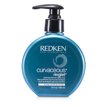 Redken Curvaceous Ringlet Perfecting Lotion (For Elastic Curls)