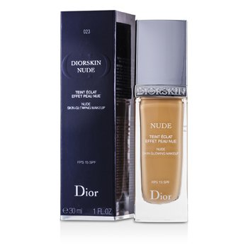 Christian Dior Diorskin Nude Skin Glowing Makeup SPF 15 - # 023 Peach