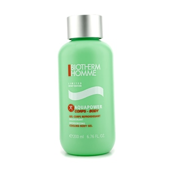 Biotherm Homme Aquapower Deodorizing Cooling Body Gel (Sport Limited Edition)