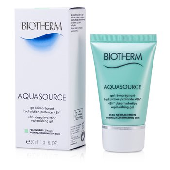 Biotherm Aquasource 48H Deep Hydration Replenishing Gel (Normal/Combination Skin)