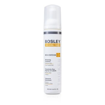 Bosley Professional Strength Bos Defense Thickening Treatment (For Normal to Fine Color-Treated Hair)