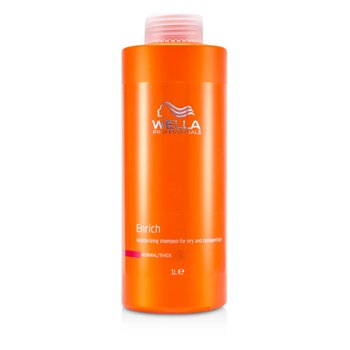 Wella Enrich Moisturizing Shampoo For Dry & Damaged Hair (Normal/Thick)