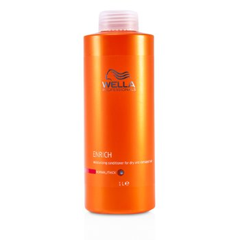 Wella Enrich Moisturizing Conditioner For Dry & Damaged Hair (Normal/Thick)