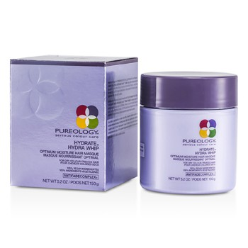 Pureology Hydrate Hydra Whip Optimum Moisture Hair Masque (For Dry Colour-Treated Hair)