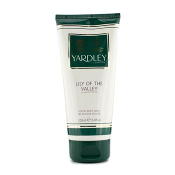 Yardley Lily Of The Valley Luxury Body Wash