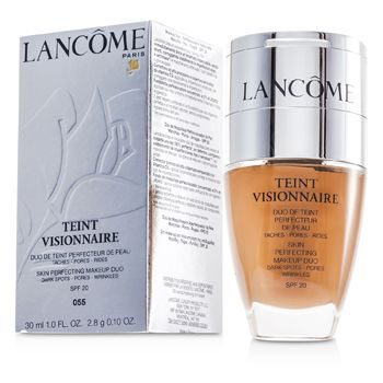 Lancome Teint Visionnaire Skin Perfecting Make Up Duo SPF 20 - # 055 Beige Ideal