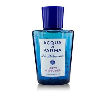 Acqua Di Parma Blu Mediterraneo Mirto Di Panerea Regenerating Shower Gel (New Packaging)