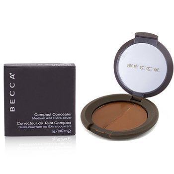 Becca Compact Concealer Medium & Extra Cover - # Molasses