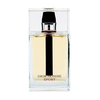 Christian Dior Dior Homme Sport Eau De Toilette Spray (New Version)