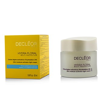 Decleor Hydra Floral 24hr Hydrating Light Cream
