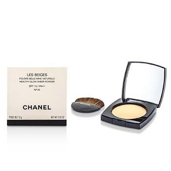 Chanel Les Beiges Healthy Glow Sheer Powder SPF 15 - No. 30