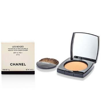 Chanel Les Beiges Healthy Glow Sheer Powder SPF 15 - No. 70