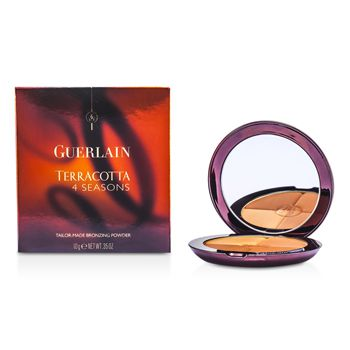 Guerlain Terracotta 4 Seasons Tailor Made Bronzing Powder - # 05 Moyen - Brunettes