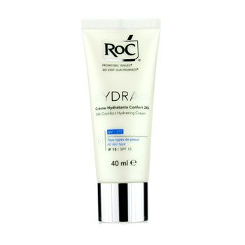 ROC Hydra+ 24h Comfort Hydrating Cream SPF 15 (All Skin Types)