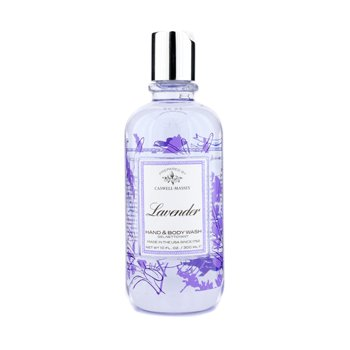 Caswell Massey Lavender Hand & Body Wash