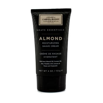 Caswell Massey Almond Moisturizing Shave Cream