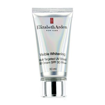 Elizabeth Arden Visible Whitening Multi Targeted UV Shield BB Cream SPF30 - Transparent