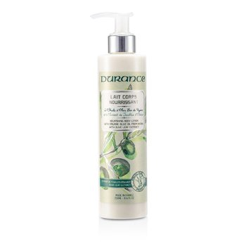 Durance Nourishing Body Lotion with Olive Leaf Extract