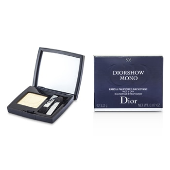 Christian Dior Diorshow Mono Wet & Dry Backstage Eyeshadow - # 506 Nude
