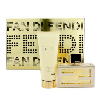 Fendi Fan Di Fendi Coffret: Eau De Parfum Spray 50ml/1.7oz + Body Lotion 75ml/2.5oz
