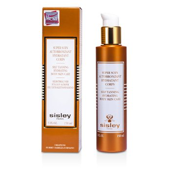 Sisley Self Tanning Hydrating Body Skin Care