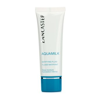 Lancaster Aquamilk Matifying Fluid - For Combination to Oily Skin Types