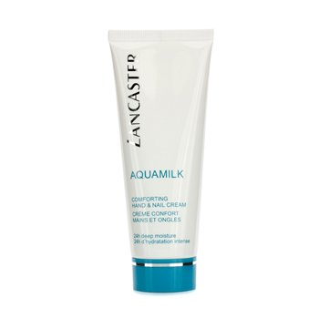 Lancaster Aquamilk Comforting Hand & Nail Cream