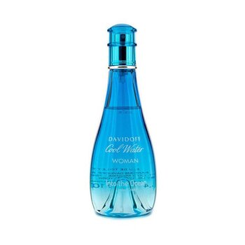 Davidoff Cool Water Into the Ocean Eau De Toilette Spray