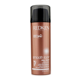 Redken Smooth Lock Stay Sleek Leave-In Cream (For Dry or Unruly Hair)