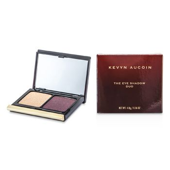 Kevyn Aucoin The Eye Shadow Duo - # 205 Rose Gold/ Iced Plum