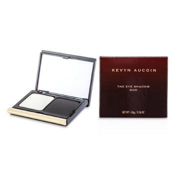 Kevyn Aucoin The Eye Shadow Duo - # 209 Snow/ Coal
