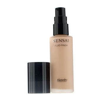 Kanebo Sensai Fluid Finish Foundation SPF 15 - # FF 103 Warm Beige