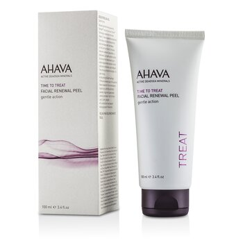 Ahava Time To Treat Facial Renewal Peel