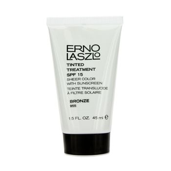 Erno Laszlo Tinted Treatment SPF15 (Sheer Color with Sunscreen) - # 955 Bronze