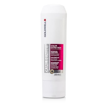 Goldwell Dual Senses Color Extra Rich Detangling Conditioner (For Thick to Coarse Color-Treated Hair)