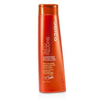 Joico Smooth Cure Conditioner - For Curly/ Frizzy/ Coarse Hair (New Packaging)