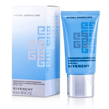 Givenchy Hydra Sparkling Multiprotective Luminescence Moisturizing Fluid SPF 30 PA++ (All Skintypes)
