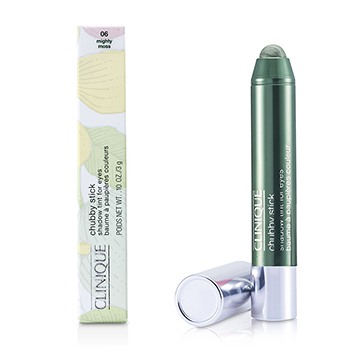 Clinique Chubby Stick Shadow Tint for Eyes - # 06 Mighty Moss