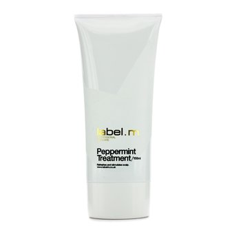 Label.M Peppermint Treatment (Refreshes and Stimulates Scalp)
